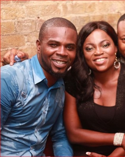 [PHOTOS] Funke Akindele Allegedly Weds JJC Secretly In London On Eve Of Her 40th Birthday
