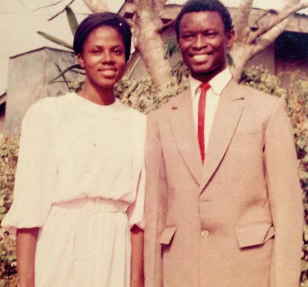 Mike Bamiloye Reveals How His Wife, Gloria Accepted His Marriage Proposal As She Turns 52