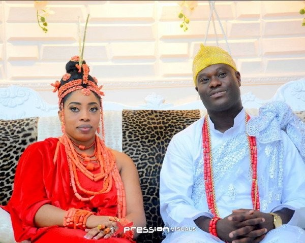 [PHOTOS] See The Fabulous New look Of The Ooni Of Ife's Palace