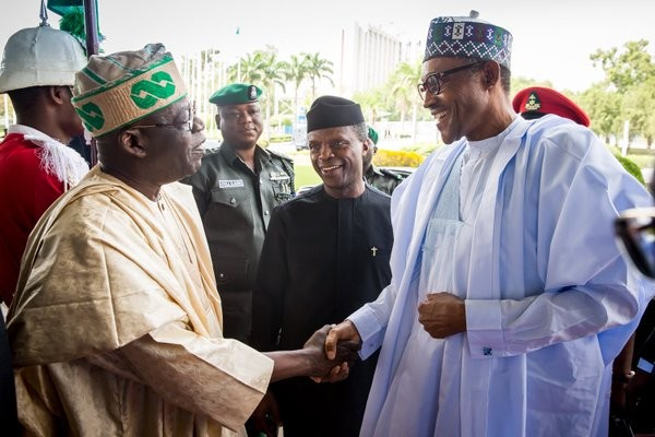 'I Never Said Buhari Begged Me To Make Him President' – Bola Tinubu