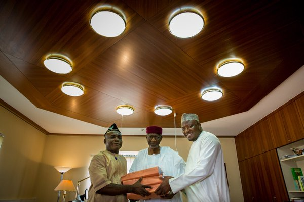 Presidency Receives Corrected Version Of 2016 Budget From National Assembly
