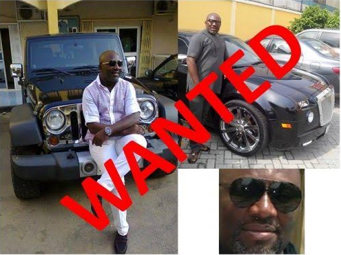 [PHOTO] Nigerian Navy Declares Pirate Kingpin Wanted For Hijacking A Vessel