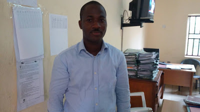 [PHOTOS] EFCC Arraigns Three Bankers For Fraud