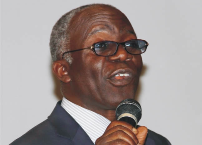 FG Should Stop Paying Former Governors Who Are Now Senators – Falana