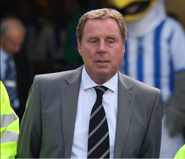 Harry Redknapp Set To Take Over As New Super Eagles Coach