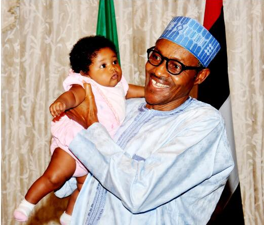 Buhari child