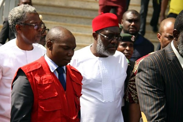 Court Rejects Olisa Metuh's Application To Travel Abroad For Treatment