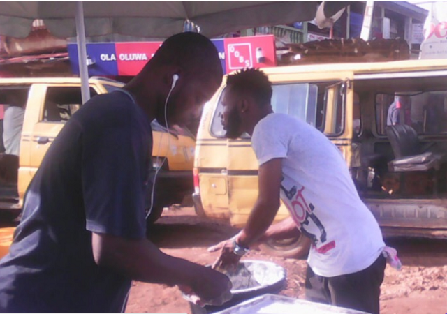 Read Inspiring Story Of A Former Banker Who Now Sells Puff-Puff In Lagos