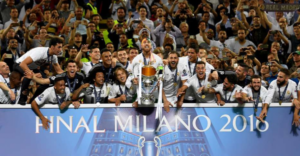 [VIDEO] Ronaldo Scores As Real Madrid Wins UEFA Champions League