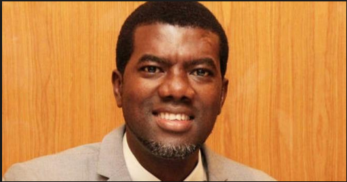 "Reno Omokri - ""I Have No Shred of Respect For Barack Obama"" – Reno Omokri"