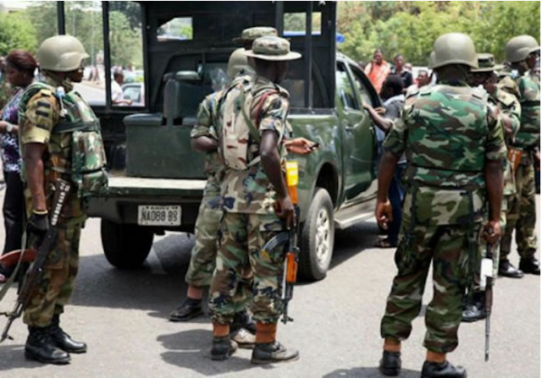 Soldiers Shoot At Police Bus, Kill One, Injure Three Along Bauchi/Jos Road