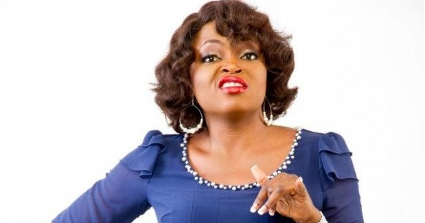 funke akindele oloyede 619x325 - My friends are not allowed to call my husband unless it's his birthday- Funke Akindele