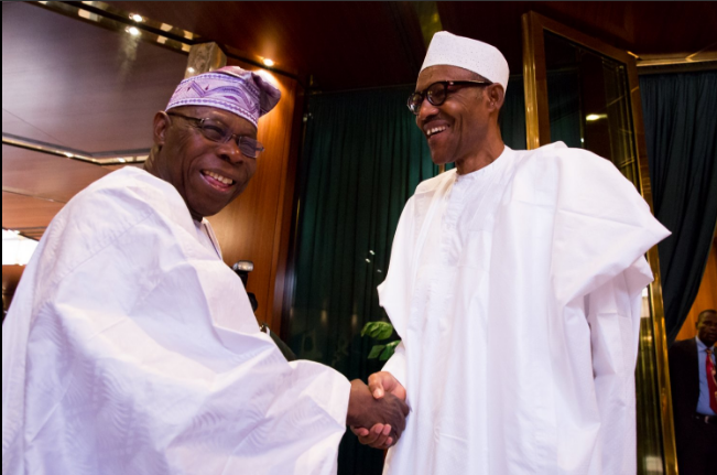 No Single Person Can Take Glory For Buhari's Victory -Obasanjo