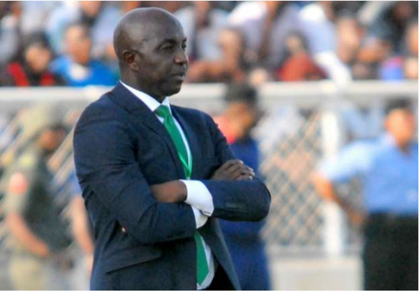 Olympic Team Coach, Samson Siasia Robbed In US
