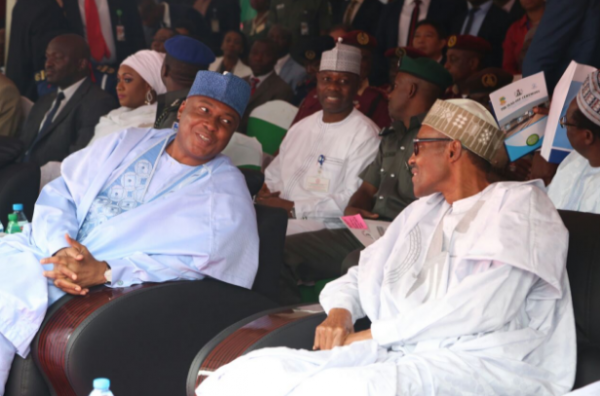 [REVEALED] How Saraki Rubbished Buhari's Corruption War With CCB/CCT Amendment