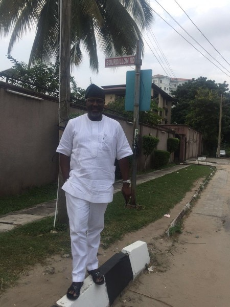 [REVEALED] Dino Melaye's Bachelor Of Arts Certificate Allegedly Fake