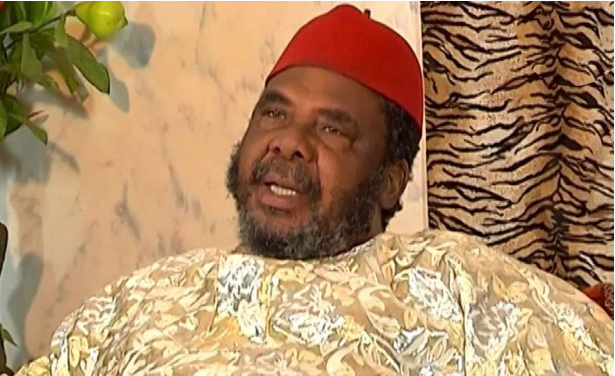 Edochie - [VIDEO] It is a taboo in Igbo land for a man to kneel down to propose to a lady – Pete Edochie