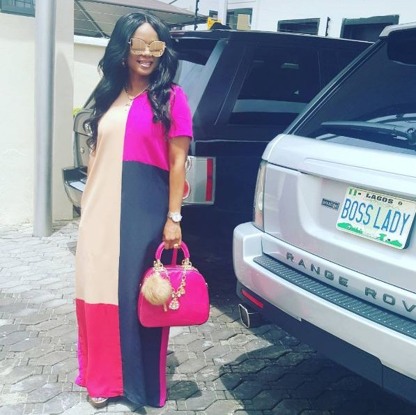 Iyabo Ojo Reacts To Sex Scandal Rumors Linking Her To Apostle Suleman