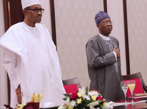 'There Is No Alternative, Buhari Is Leading Us On The Right Path' – Lai Mohammed