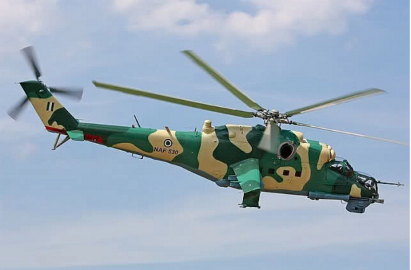 Military Use Fighter Jets To Bomb Militant Base In Creeks In Lagos, Ogun