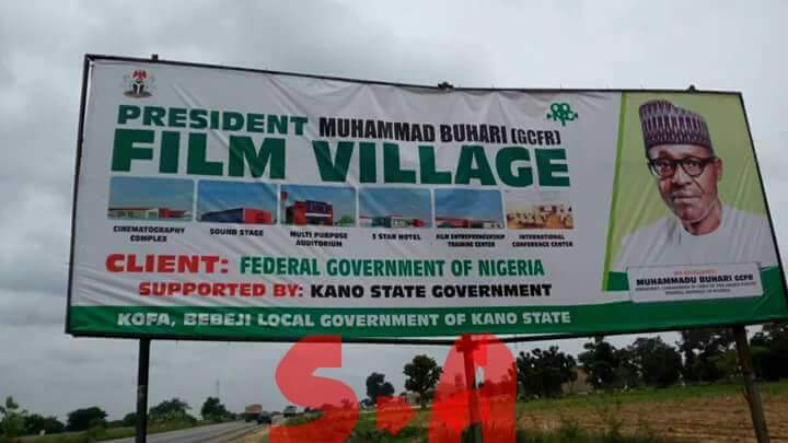 Buhari Cancels Proposed N3bn Film Village In Kano Following Opposition From Muslim Clerics