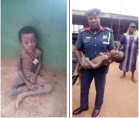 Celestial Church Condemns Actions Of Its Pastor Who Chained His 9-Year-Old Son