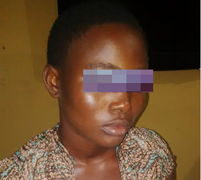Image result for 15year old raped by police akwa ibom