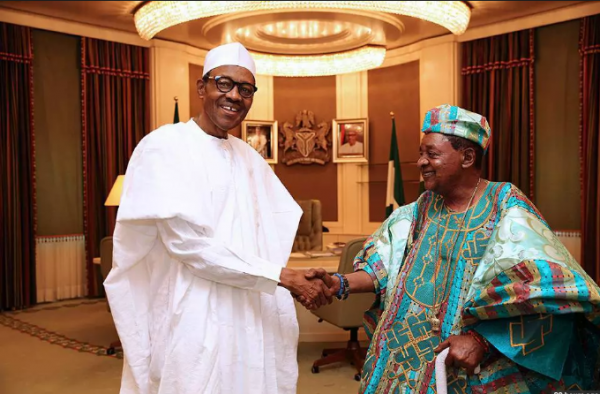 Alaafin Of Oyo, Oba Adeyemi Thanks Buhari For Bombing Militants Out Of South West
