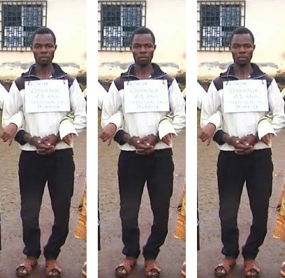[PHOTO] Pastor Reportedly Impregnates Two Under-aged Sisters In Cameroon