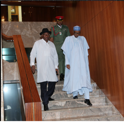 'We Worked On Railways In Nigeria' – Jonathan Slams Buhari Over Recent Comments