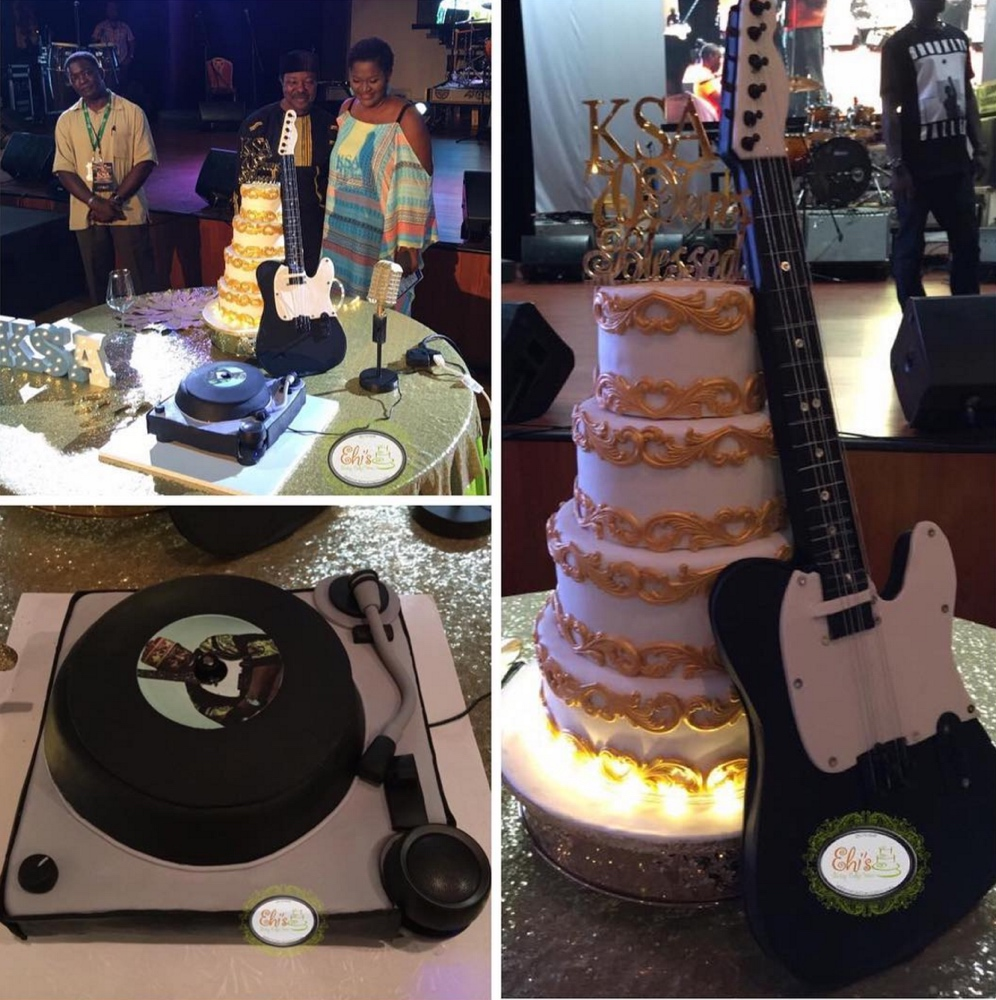Birthday Cake Images With Name Sunny : King-Sunny-Ade-70th-birthday-cake