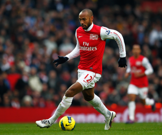 Arsenal Legend, Thierry Henry Named Assistant Coach Of Belgium