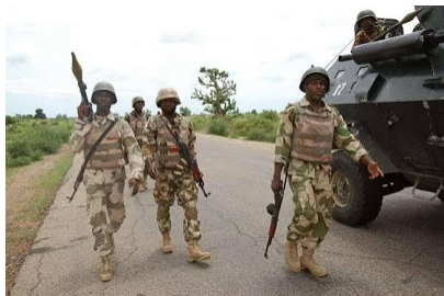 Nigerian Army Repel Boko Haram Attack, Denies Terrorist Have Taken Over Borno Village