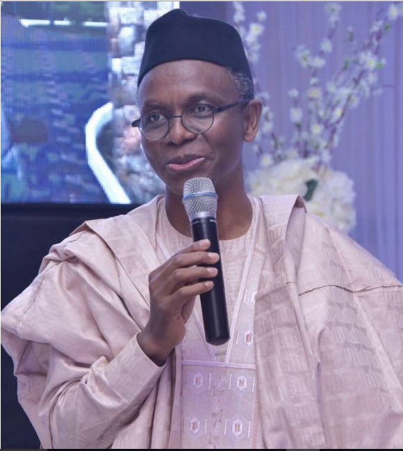 "El Rufai - ""I'll Tell Niger To Use Kaduna Port, Not Lagos"" – El-Rufai"