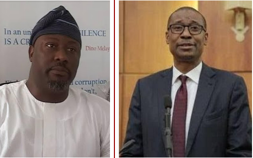 MTN Fraud Saga: 'Your Allegations Against Me Are Baseless' – Minister Of Trade Slams Melaye