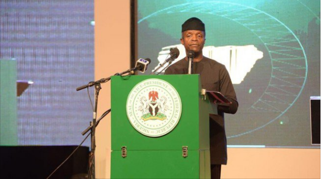 How I Was Nominated As Vice President By 'Somebody Somewhere' – Osinbajo