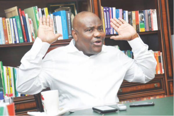 Governor Nyesom Wike Appoints Special Adviser On Street And Traffic Light