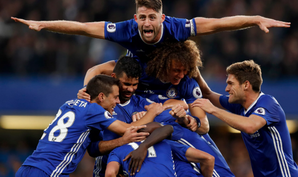 Chelsea Humiliates Mourinho's Man United 4-0 At Stamford Bridge| Watch Goals And Highlights