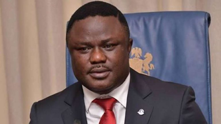 "Governor Ben Ayade of Cross River 768x432 - ""I Quit As Cross River Governor"" – Ayade"