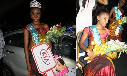 """""""My Blackmailers Are Threatening To Kill Me If I Talk!"""" -Miss Anambra 2015 Cries Out"""
