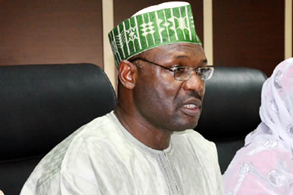 "INEC Chairman Prof. Mahmood Yakubu - ""Nigeria's Electoral Law Is Problematic"" – Mahmood Yakubu"