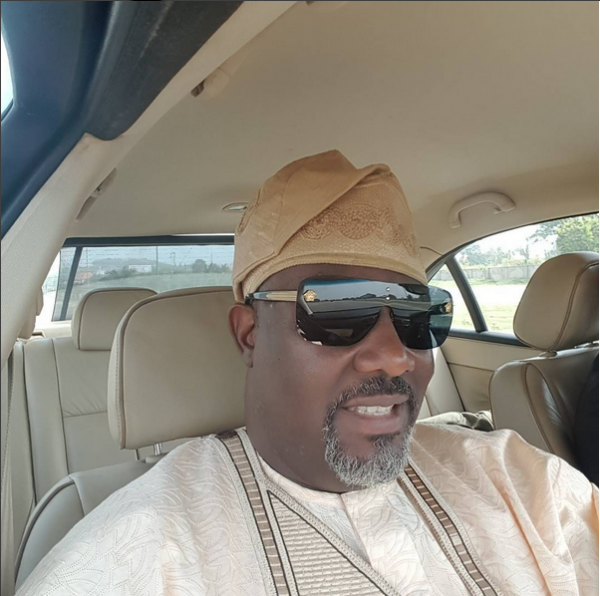 Dino Melaye's Name Missing From Ahmadu Bello University's 29th Graduation List Of 2000