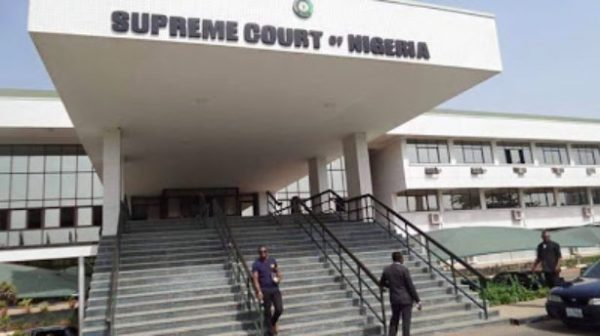 Breaking: Supreme Court Sacks Senator, House Of Reps Member
