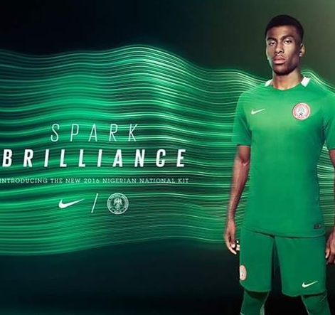 sports shoes bf1a6 32551 Photos: NFF Unveils New Set Of Nike Jerseys For The Super Eagles