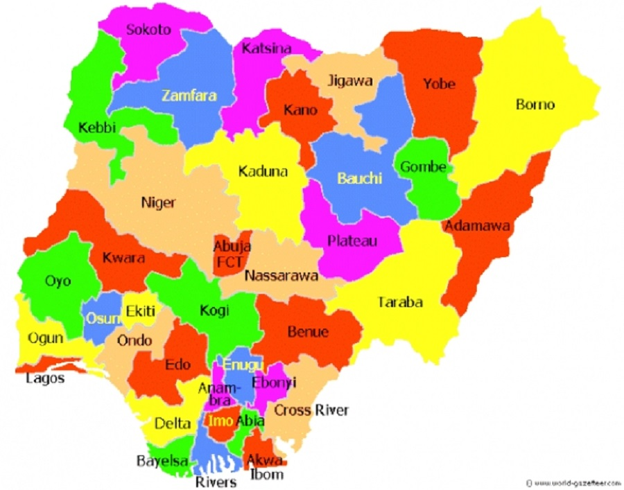 States Owing Workers Salaries| 33 Nigerian States That Can\'t Pay ...