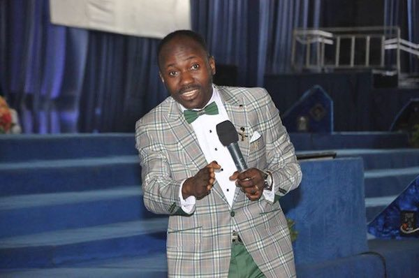 Image result for 2019 Election May Not Hold - Apostle Suleman
