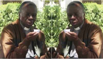 [PHOTO] 65-Year-Old Anglican Priest Threatens To Kill Wife For Denying Him Sex