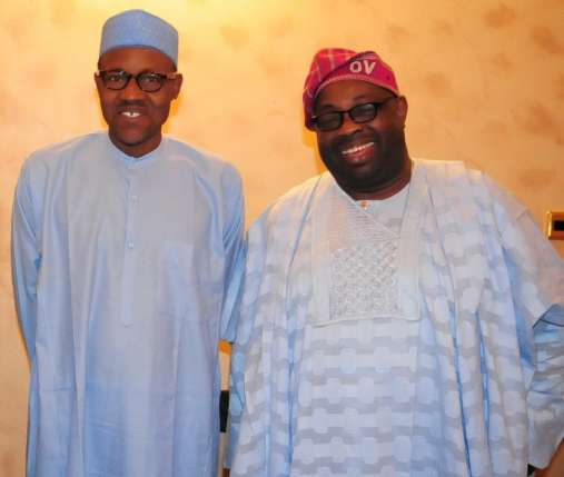 Dele Momodu And President Buhari - Third Term: I Can't See How Buhari Can Tell Us He Wants To Stay Longer Than 2023 – Dele Momodu