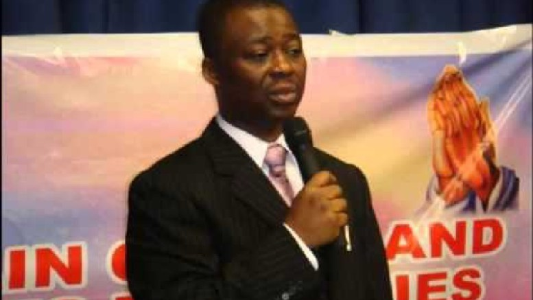 Dr. K. Olukoya - MFM doesn't celebrate Christmas because it is not in the Bible -Olukoya
