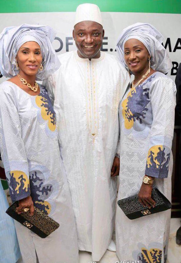 Image result for President Adama and wives